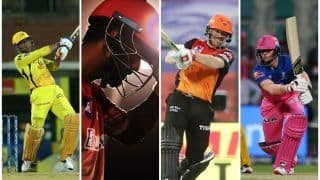 IPL 2020 Playoffs Qualification Scenario: How Can CSK, RR, KXIP, SRH Still Finish Top Four